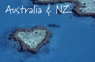 Australia & NZ Holidays